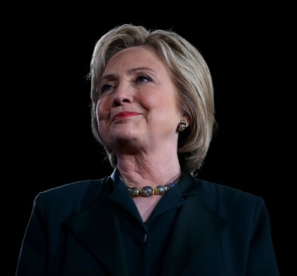 Hillary Clinton Presidential Nominee 2016
