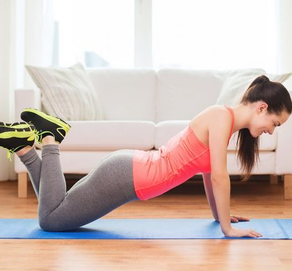 Ignite Your Inner Stay-At-Home Athlete