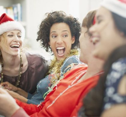 Laugh To Connect And Soar During The Holidays